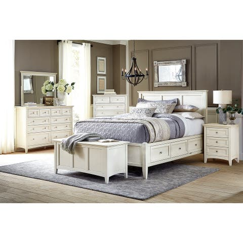 Simply Solid Loomis Solid Wood Bed