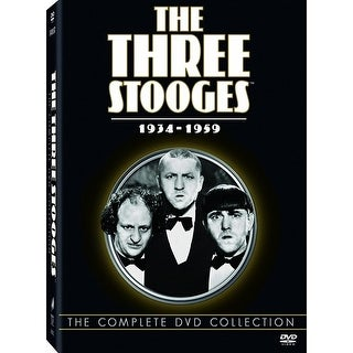Three Stooges Collection: Complete Set 1934-1959 [DVD]