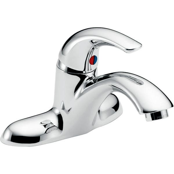 Single Handle 0 5gpm Bathroom Faucet