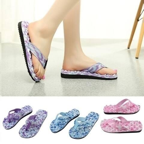 Women Men Casual Flip Flops Shoes Sandals Slipper Indoor & Outdoor