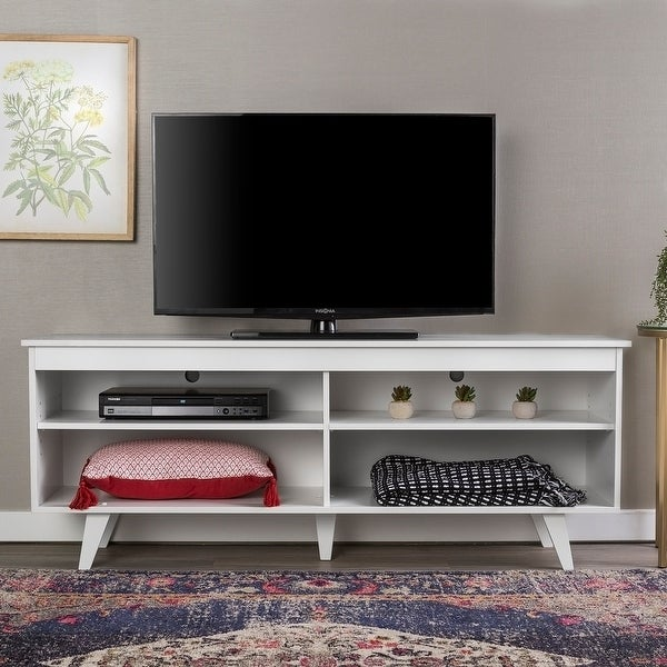 Carson Carrington Kerteminde 58-inch Contemporary TV Console. Opens flyout.