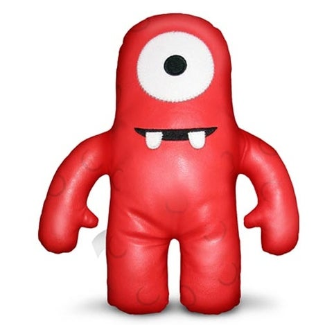 "Yo Gabba Gabba Muno 12"" Designer Plush Doll - multi"