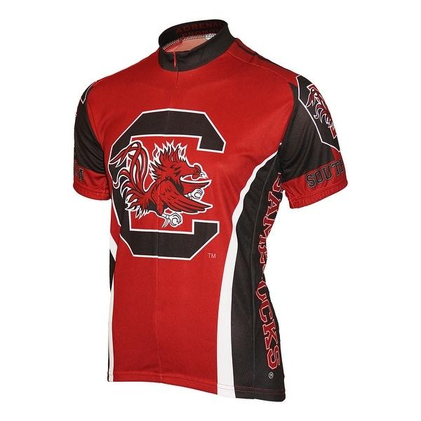 timeless design e5809 30f46 Adrenaline Promotions University of South Carolina Gamecocks Cycling Jersey  - university of south carolina gamecocks