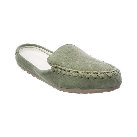 Mou Summer Suede Moccasin