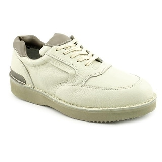 Walkabout Oxford A Round Toe Leather Oxford