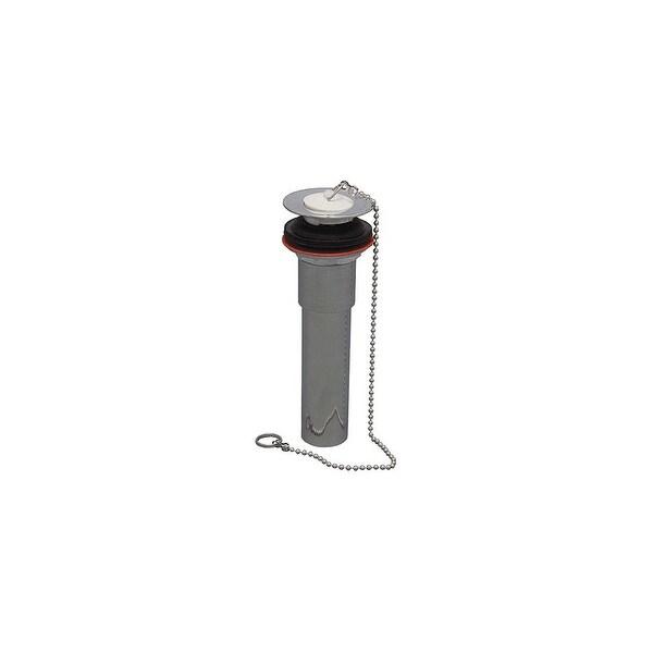 "PROFLO PFPO200 Brass Pullout Plug Bathroom Sink Drain Assembly (1-1/4"") - CHROME - N/A"