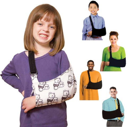 Joslin Ultimate Arm Sling - Evenly supports to eliminate painful pressure points