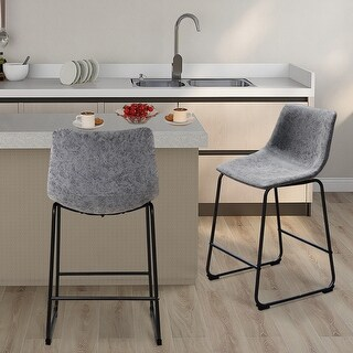 Link to Maypex 24 Inch Counter & Bar Stool(set of 2) Similar Items in Dining Room & Bar Furniture