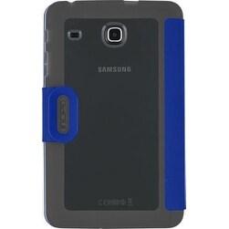 "Incipio Clarion Impact-resistant Folio Case for Samsung Galaxy Tab E 8"" - Navy"