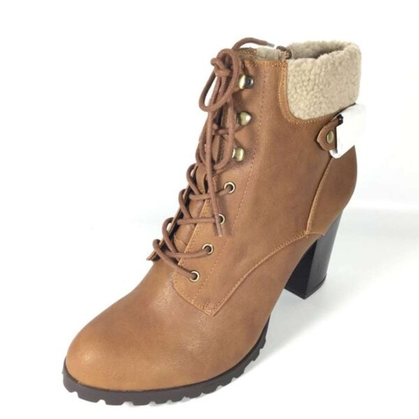 Style & Co. Womens Caelie Closed Toe Ankle Fashion Boots