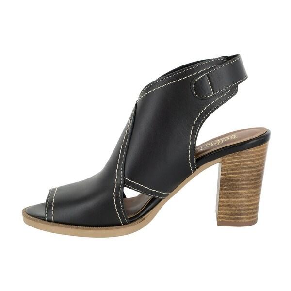 9b117bae194d Shop Bella Vita Womens Vivitaly Open Toe Casual Ankle Strap Sandals ...