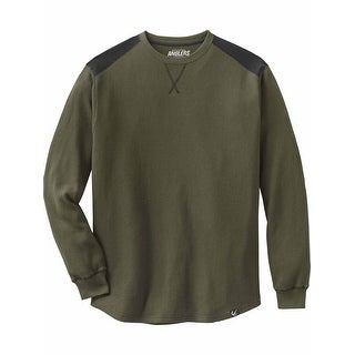 Legendary Whitetails Men's Anglers Breakline Thermal Crew