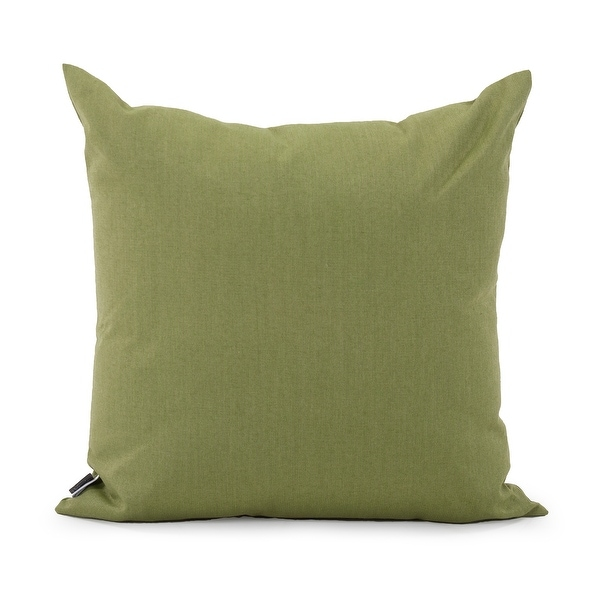"Seascape Moss 20"""" x 20"""" Pillow. Opens flyout."