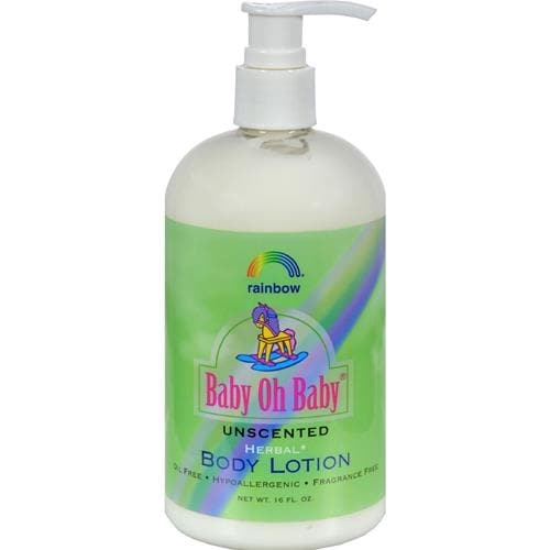 Rainbow Research - Unscented Baby Body Lotion ( 2 - 16 FZ)