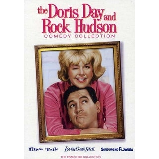 Day/Hudson - Doris Day & Rock Hudson: Comedy Collection [DVD]