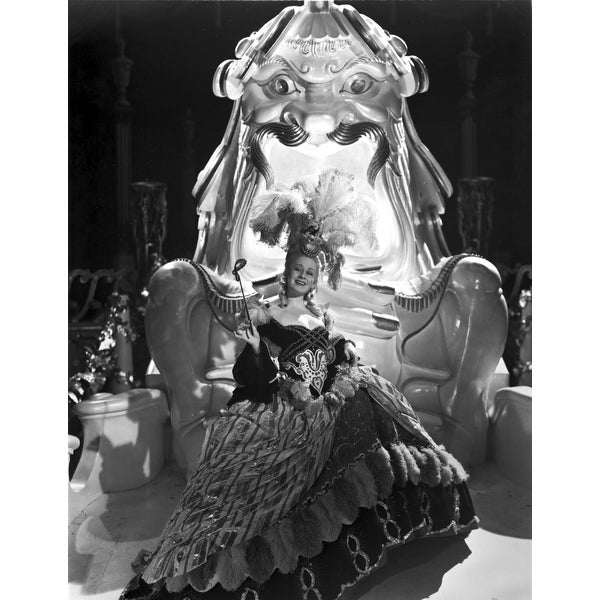 9a4febf304 Shop Norma Shearer Reclining in Ball Gown Photo Print - Free Shipping On  Orders Over  45 - Overstock - 25374119