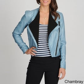Buffalo Women's Asymmetrical Zip Jacket
