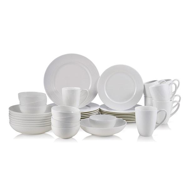Mikasa Annabel 40PC Bone China Dinnerware Set
