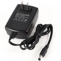 US Plug AC 100-240V to DC 9V 2A 5.5mm x 2.1mm Power Adapter for CCTV Camera