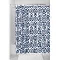 InterDesign Damask Shower Curtain - Thumbnail 0