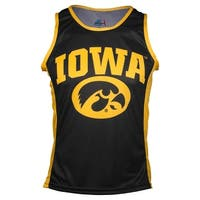 Adrenaline Promotions Women's University of Iowa Hawkeyes Run/Tri Singlet - university of iowa hawkeyes