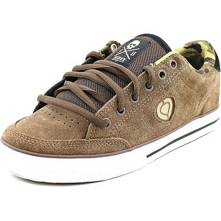 Circa Lopez 50 Round Toe Leather Skate Shoe