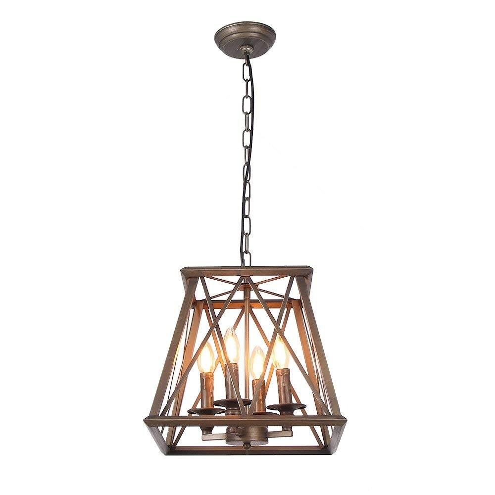 Vintage Edison Hanging Light
