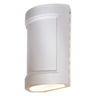 """The Great Outdoors GO 9838 1 Light 9"""" Height Dark Sky Compliant Outdoor Wall Sconce"""