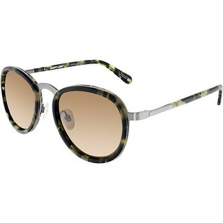 Spy Nautilus 673243995865 Grey Round Sunglasses