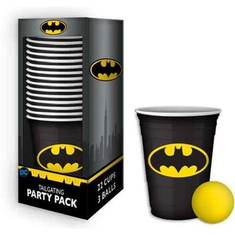 Batman Logo Tailgating Party Pack