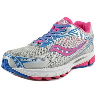 Saucony ProGrid Ride 6 Round Toe Synthetic Running Shoe (Option: 6)