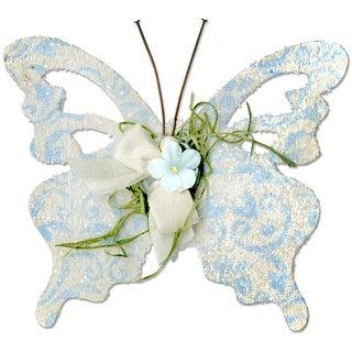 """Sizzix Bigz Die 5.5""""X6""""-Butterfly #2"""