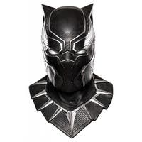 Deluxe Black Panther Mask Adult Costume Accessory
