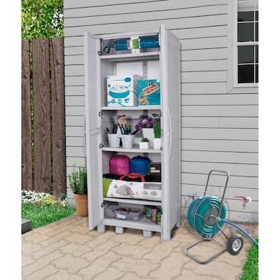 MQ Eclypse Large Multipurpose Storage Cabinet