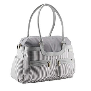 JJ Cole Circle Strip Satchel