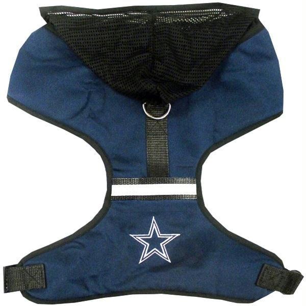 huge discount c5533 34a0d Dallas Cowboys Pet Hoodie Harness - Small