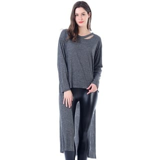 Mad Style Heathered Jersey Drop Tail Jumper|https://ak1.ostkcdn.com/images/products/is/images/direct/1a49602cd6a602202ab4ab9619f0eb4e72b76253/Mad-Style-Heathered-Jersey-Drop-Tail-Jumper.jpg?impolicy=medium