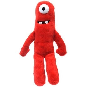 "Yo Gabba Gabba 7"" Talking Plush: Muno - multi"