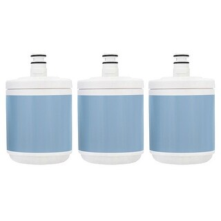 Replacement Water Filter Cartridge for LG LMX25964ST/02 (3-Pack)