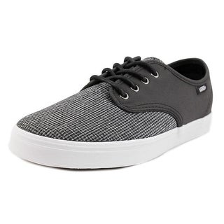 Vans Madero Men Round Toe Synthetic Black Sneakers