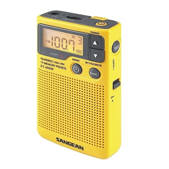 Sangean-Personal & Portable - Dt-400W