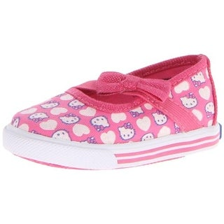 Keds Hello Kitty Canvas Infant Casual Shoes - 3 mo