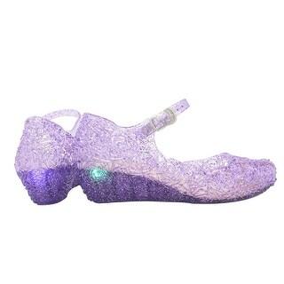 Kontai Girls Komtai Rubber Buckle Ankle Strap Wedge Sandals - 12 m us little kid