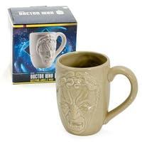 Doctor Who Weeping Angel 12oz Molded Mug - Multi