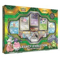 Pokemon TCG Legacy Evolution Pin Collection Card Game