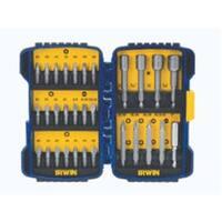 Irwin 357030 Screwdriver Bit Set, 30 Pieces