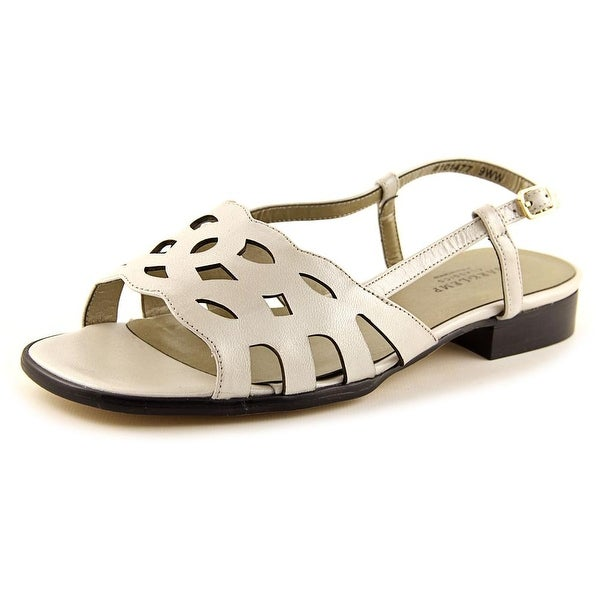 Mark Lemp By Walking Cradles Millie Silver Sandals