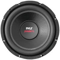 "PYLE PRO PLPW10D Power Series Dual Voice-Coil 4ohm Subwoofer (10"", 1,000 Watts)"