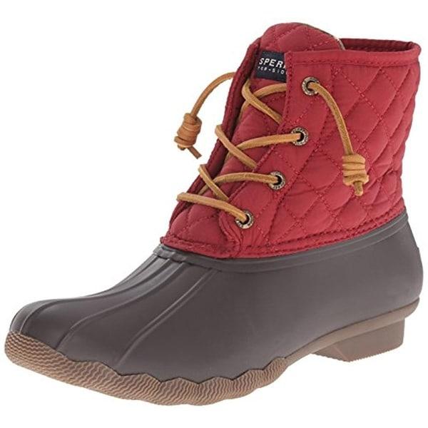 Shop Sperry Womens Saltwater Rain Boots