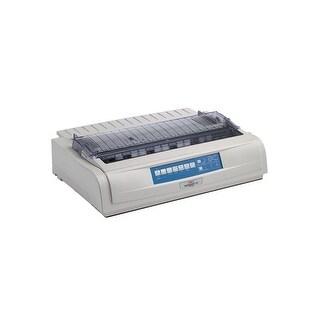 Okidata - Ml420 - Monochrome - Dot-Matrix - 9-Pin Printerhead - 570 Cps